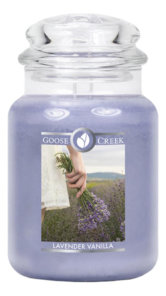 Фото - Ароматическая свеча Lavender Vanilla (Лаванда и Ваниль): свеча 680г ароматическая свеча lavender vanilla лаванда и ваниль свеча 680г