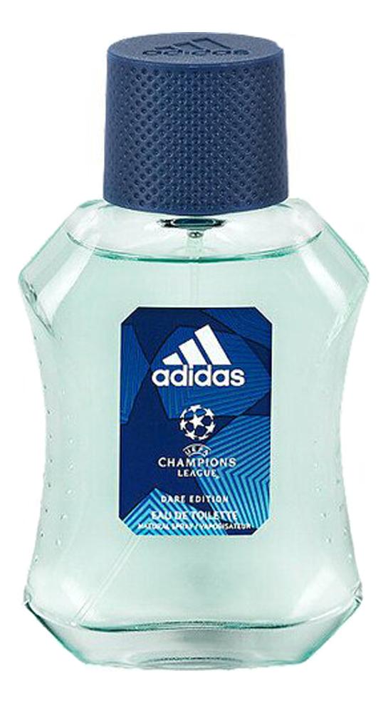 Adidas UEFA Champions League Dare Edition: туалетная вода 100мл тестер дезодорант мужской adidas uefa 4 champions edition