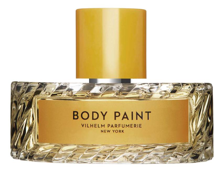 Фото - Body Paint: парфюмерная вода 50мл cascade парфюмерная вода 50мл