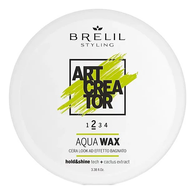 Воск для укладки волос на водной основе Art Creator Aqua Wax 100мл