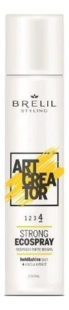 Фото - Эко-спрей для укладки волос с экстрактом кактуса Art Creator Strong Ecospray: Спрей 75мл спрей для укладки волос impermeable anti humidity spray спрей 75мл