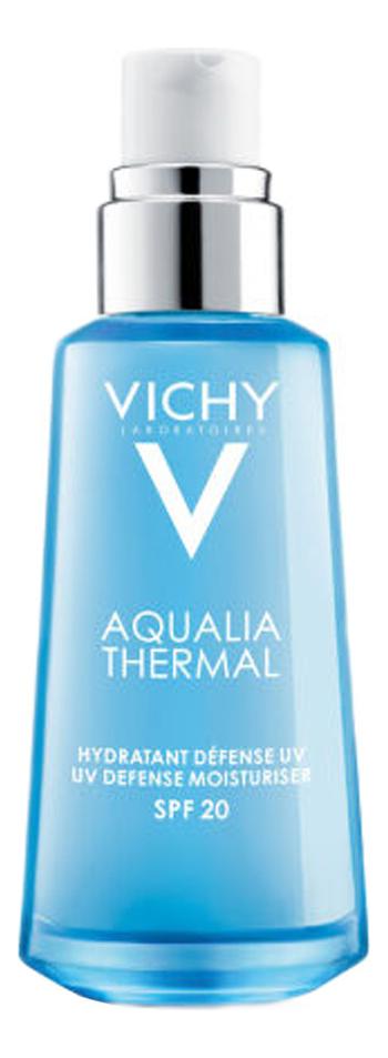 Увлажняющая эмульсия для лица Aqualia Thermal SPF25 50мл vichy aqualia thermal увлажняющая сыворотка для всех типов кожи лица 30 мл