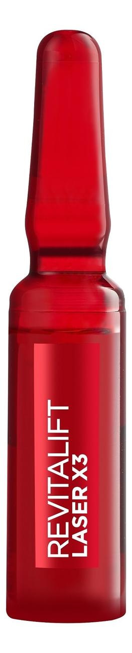 Купить Сыворотка для лица с эффектом пилинга Revitalift Laser 7*1, 3мл, L'oreal