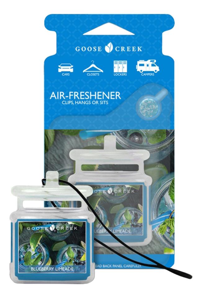 Освежитель воздуха Blueberry Limeade (Черничный лимонад) освежитель воздуха автомобильный energizer ryc клипса клубника прохладный лимонад 4шт e301408800 37290