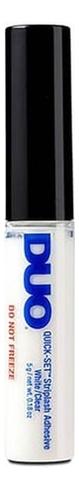 Быстросохнущий клей для накладных ресниц Quick-Set Striplash Adhesive 5г: Clear клей для накладных ресниц duo clear lash adhesive 7 мл