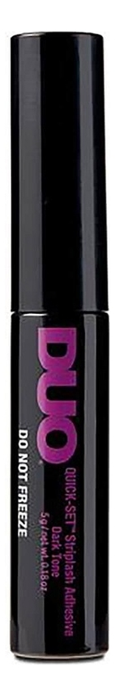 Быстросохнущий клей для накладных ресниц Quick-Set Striplash Adhesive 5г: Dark