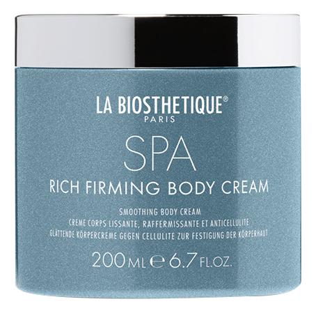Насыщенный укрепляющий крем для тела SPA Rich Firming Body Cream 200мл недорого