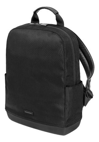 цена Рюкзак The Backpack Technical Weave (черный) онлайн в 2017 году