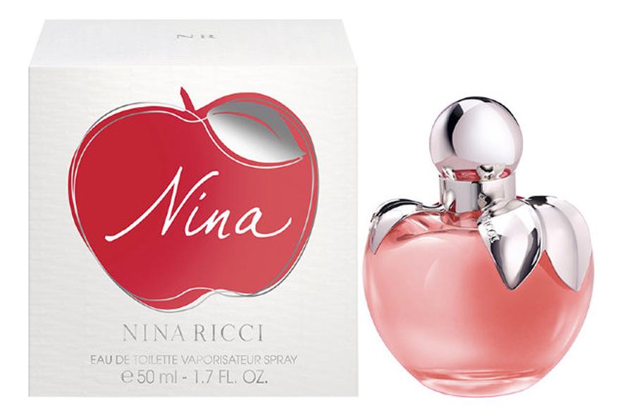 Nina Ricci Nina: туалетная вода 50мл туалетная вода nina ricci nina ricci ni305lwdkev9
