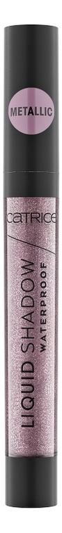 Фото - Жидкие тени для век Liquid Shadow Waterproof 5,5мл: 090 Charmed жидкие тени для век liquid shadow waterproof 5 5мл 030 fearless