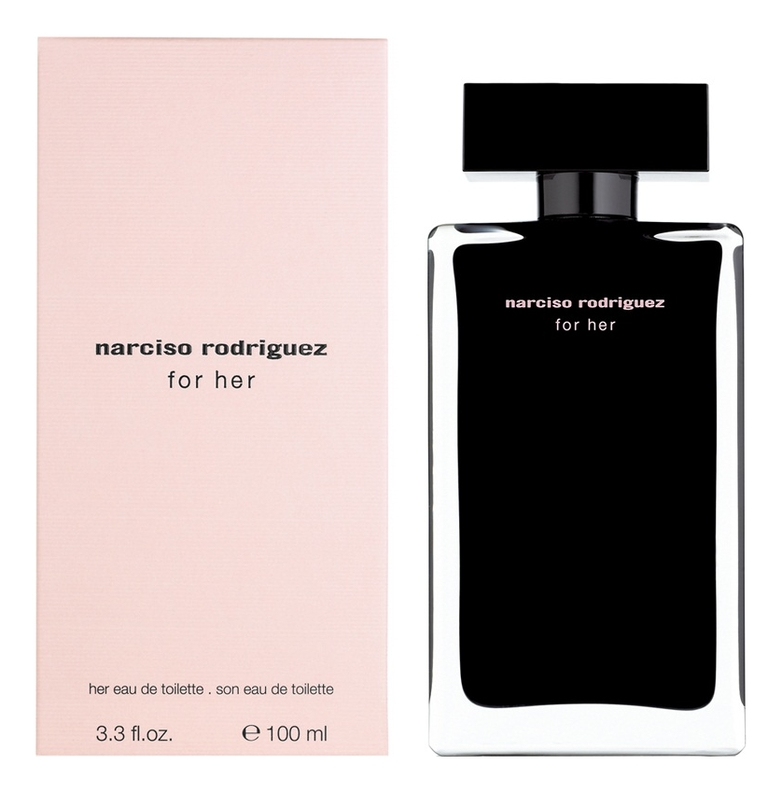 Narciso Rodriguez for her: туалетная вода 100мл