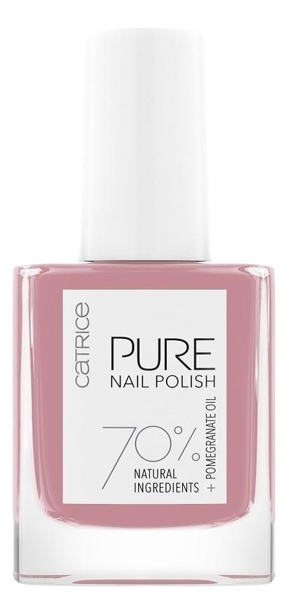 Купить Лак для ногтей Pure Nail Polish 10мл: 03 Perfection, Catrice Cosmetics