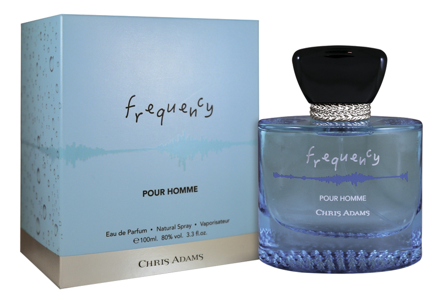Chris Adams Frequency: парфюмерная вода 100мл
