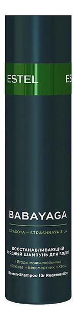Купить Восстанавливающий ягодный шампунь для волос Babayaga: Шампунь 250мл, ESTEL