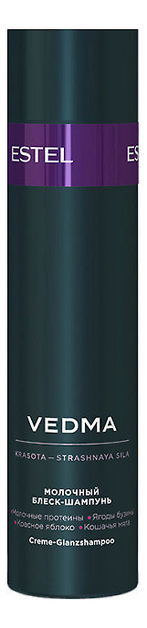Купить Молочный блеск-шампунь для волос Vedma: Шампунь 250мл, ESTEL