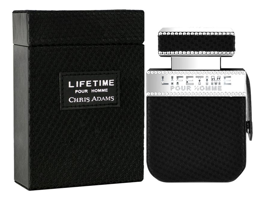 Chris Adams Lifetime: парфюмерная вода 80мл