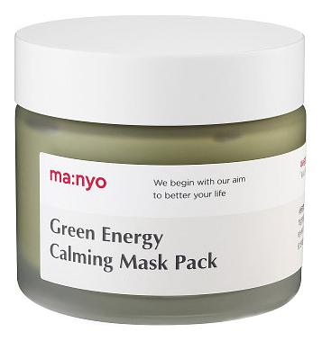 Успокаивающая маска для лица Green Energy Calming Mask Pack 75мл