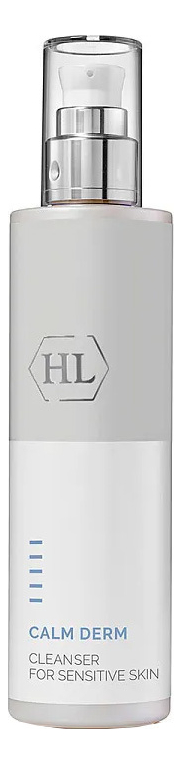 Очищающее средство для лица Calm Derm Cleanser 250мл youthful gel cleanser holy land