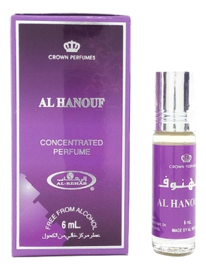 Al Hanouf: масляные духи 6мл недорого