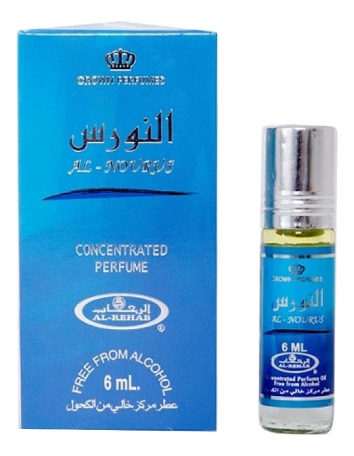 Al-Rehab Al Nourus Men: масляные духи 6мл