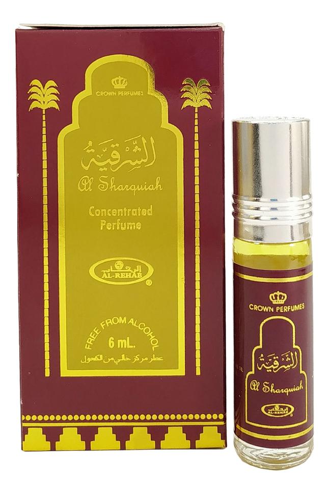 Al Sharquiah: маслянные духи 6мл