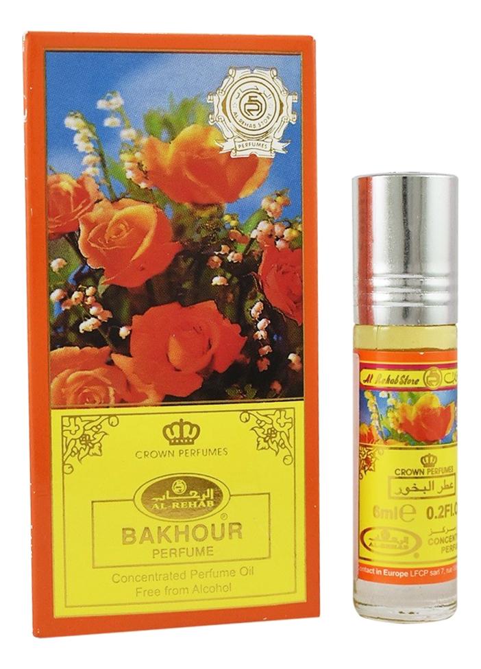Bakhour: маслянные духи 6мл