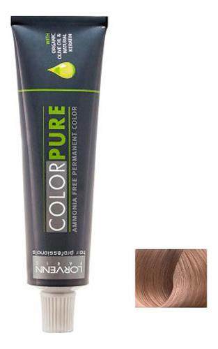 Безаммиачная краска для волос Color Pure 50мл: 9.12 Very Light Blond Ash Iridescent безаммиачная краска лореаль палитра