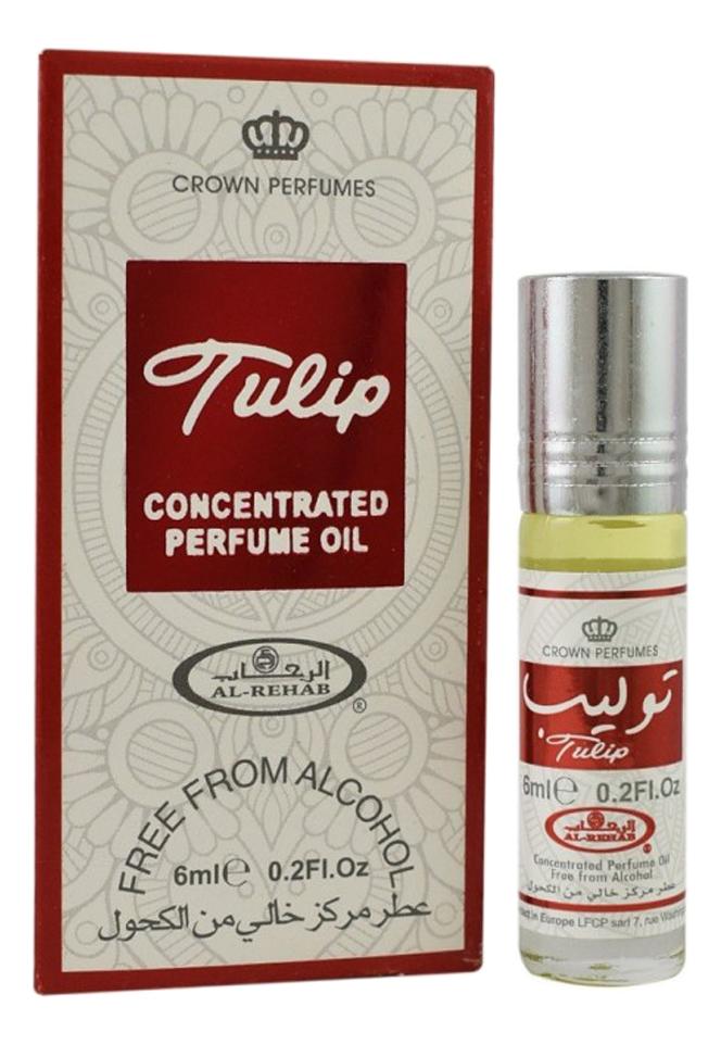 Фото - Al-Rehab Tulip: масляные духи 6мл al rehab tooty musk масляные духи 6мл