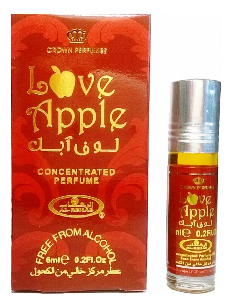 Love Apple: масляные духи 6мл недорого