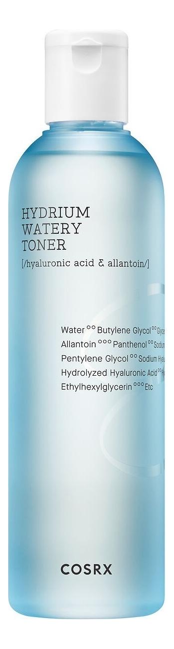Увлажняющий тонер для лица Hydrium Watery Toner 280мл: Тонер 280мл фото