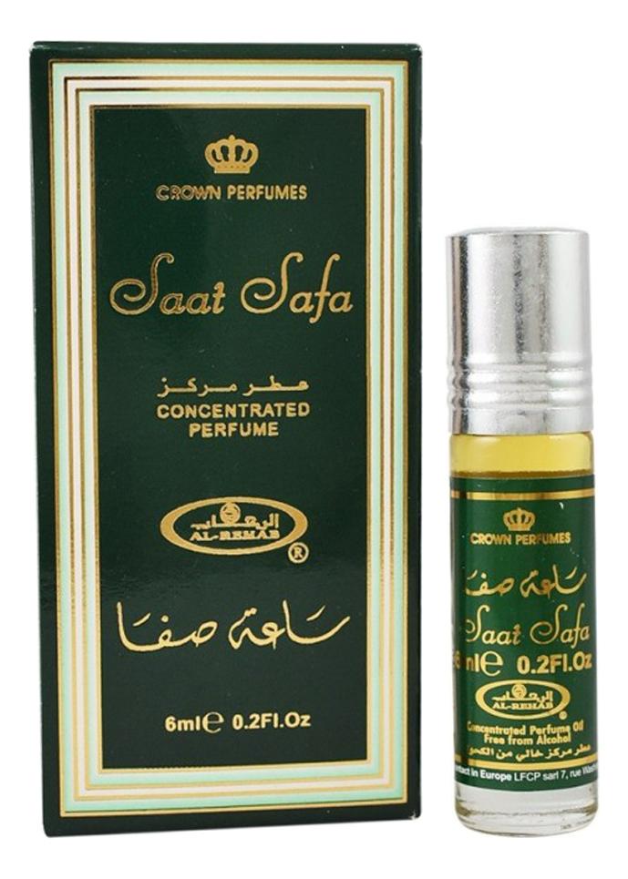 Al-Rehab Saat Safa: масляные духи 6мл