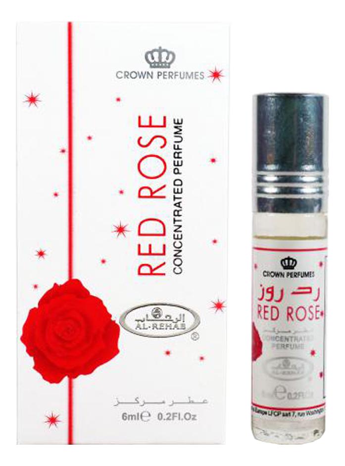 Купить Al-Rehab Red Rose: масляные духи 6мл