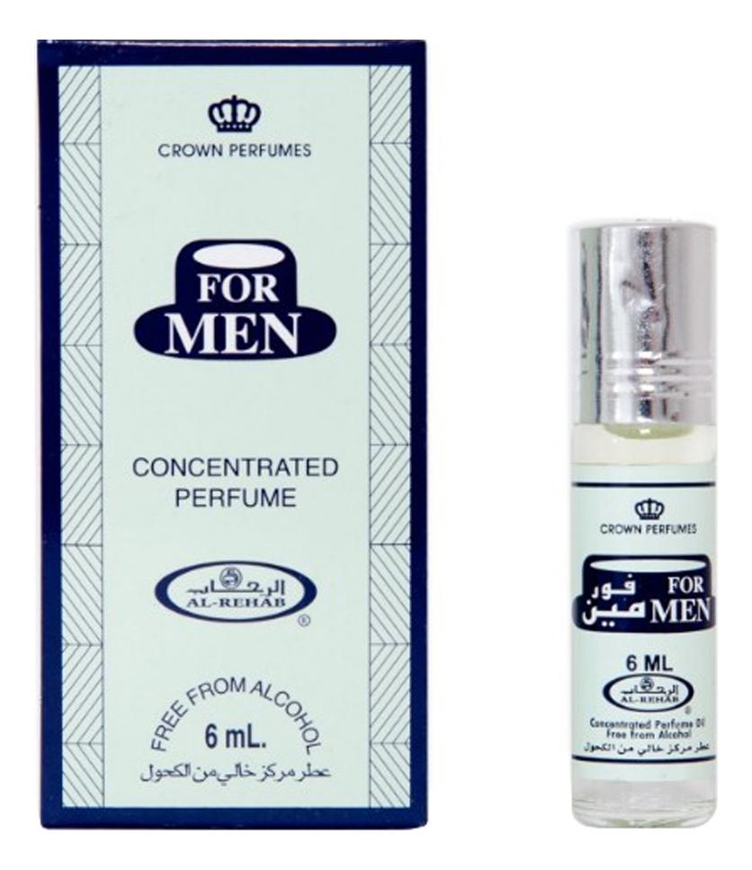 Al-Rehab For Men: масляные духи 6мл al rehab for men масляные духи 6мл