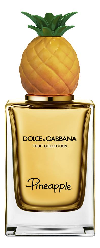 Dolce Gabbana (D&G) Fruit Collection Pineapple: туалетная вода 150мл тестер