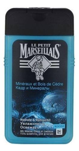 Гель-шампунь для мужчин Кедр и минералы: 400мл
