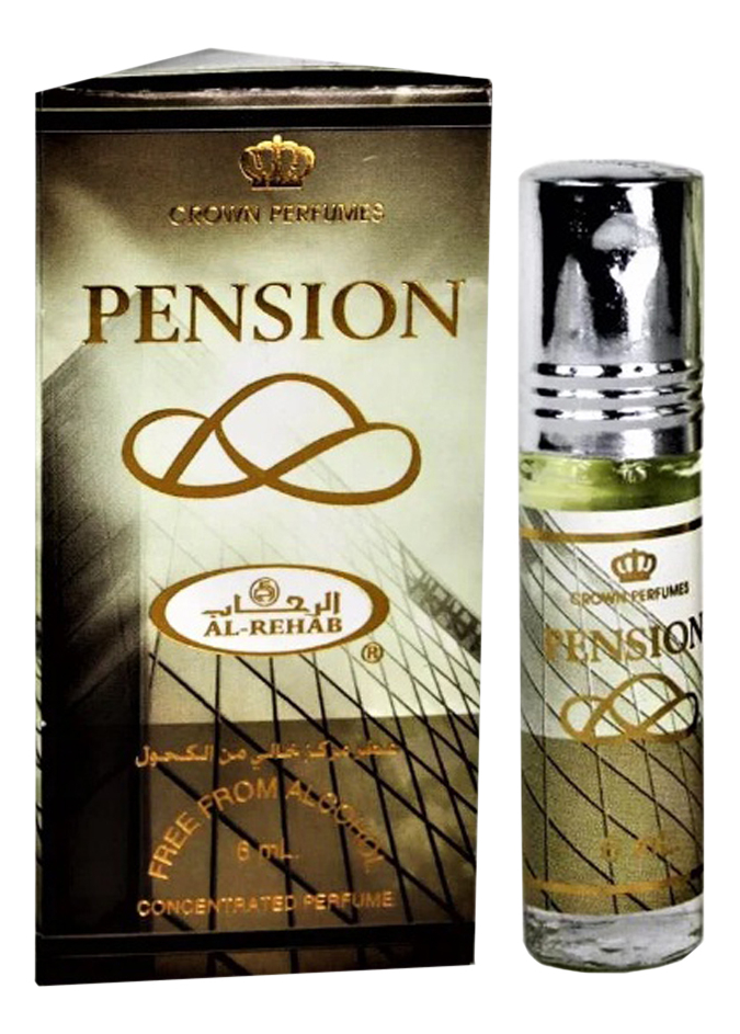 Фото - Al-Rehab Pension: масляные духи 6мл al rehab tooty musk масляные духи 6мл