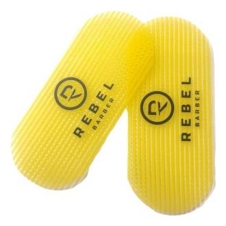 Фиксатор для волос Rebel Barber 2шт (желтый)