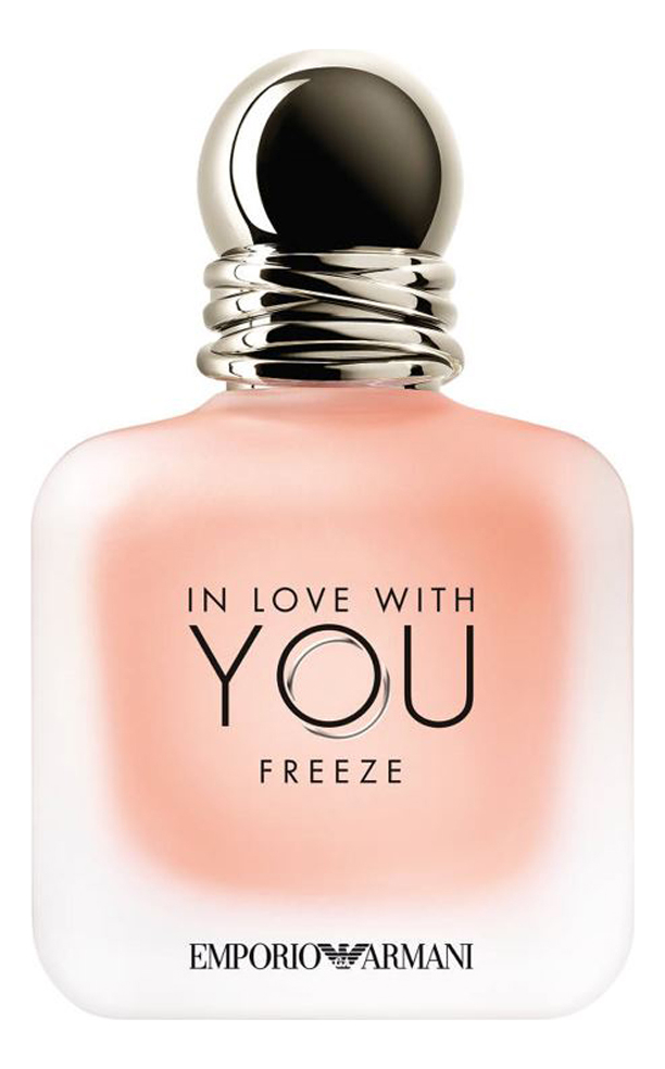 Фото - Armani Emporio In Love With You Freeze: парфюмерная вода 15мл giorgio armani in love with you набор