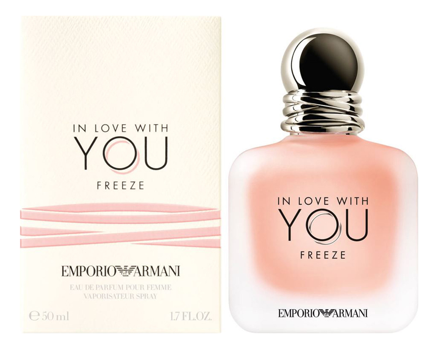 Emporio In Love With You Freeze: парфюмерная вода 50мл armani emporio because it's you парфюмерная вода 50мл