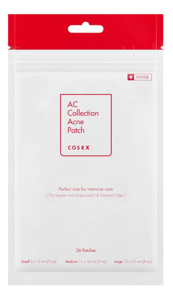 Гидрогелевые патчи против акне AC Collection Acne Patch 26шт недорого