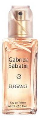 Gabriela Sabatini Elegance: туалетная вода 60мл тестер