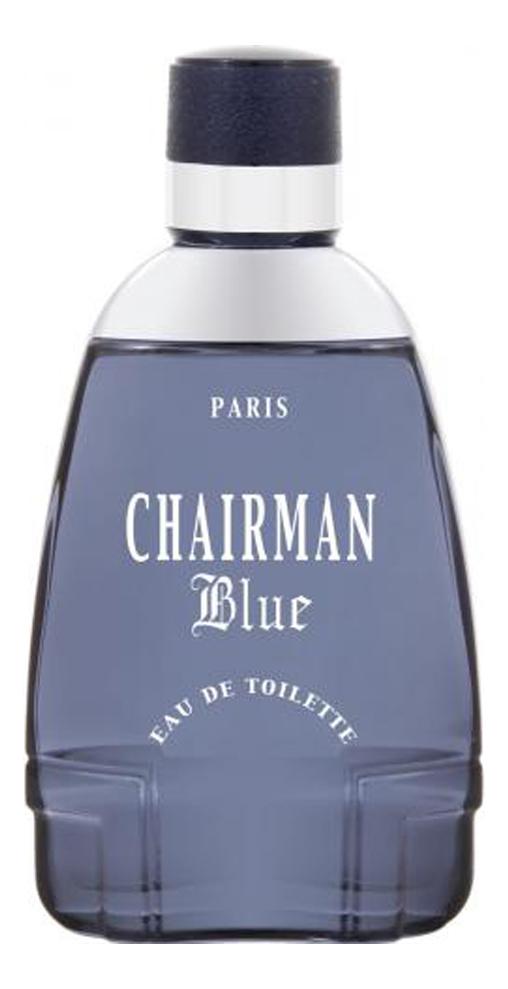 Фото - Chairman Blue: туалетная вода 100мл pavillon bleu парфюмерная вода 100мл