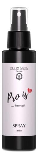 Несмываемый спрей-термозащита для волос Pro is…Strength 110мл, Egomania  - Купить