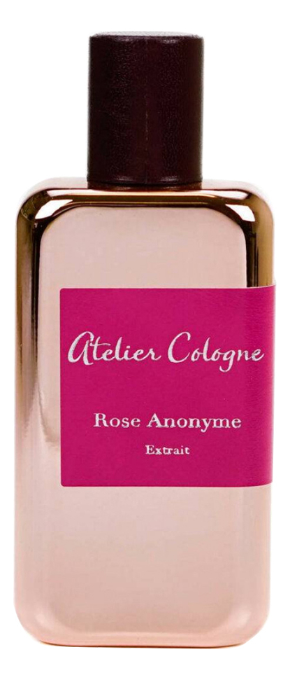 Atelier Cologne Rose Anonyme: парфюмерная вода 100мл тестер парфюмерная вода ateliercologne trefle pur 100 мл