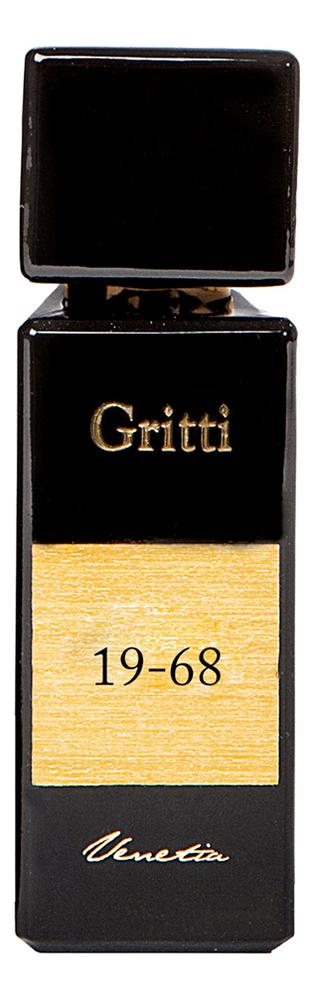 Dr. Gritti 19-68: парфюмерная вода 100мл gritti damascus парфюмерная вода 100 мл