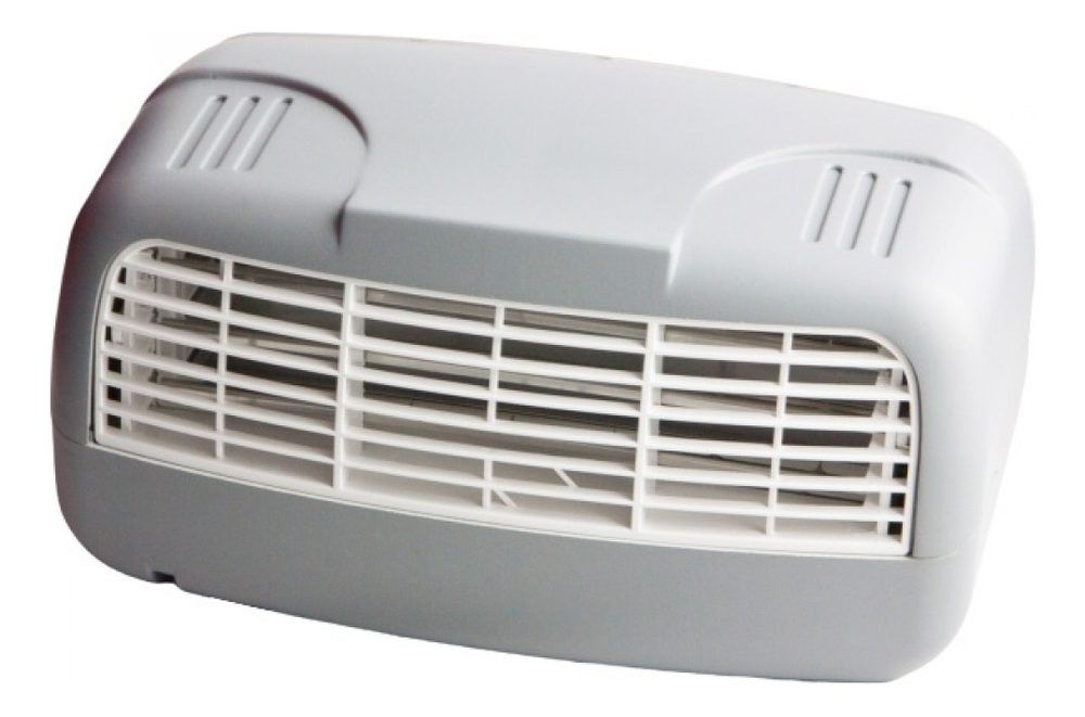 Электронный воздухоочиститель Турбо: Воздухоочиститель серый