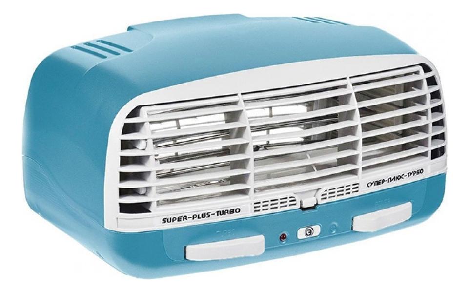 Электронный воздухоочиститель Турбо: Воздухоочиститель синий