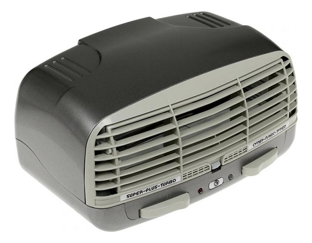 Электронный воздухоочиститель Турбо: Воздухоочиститель черный