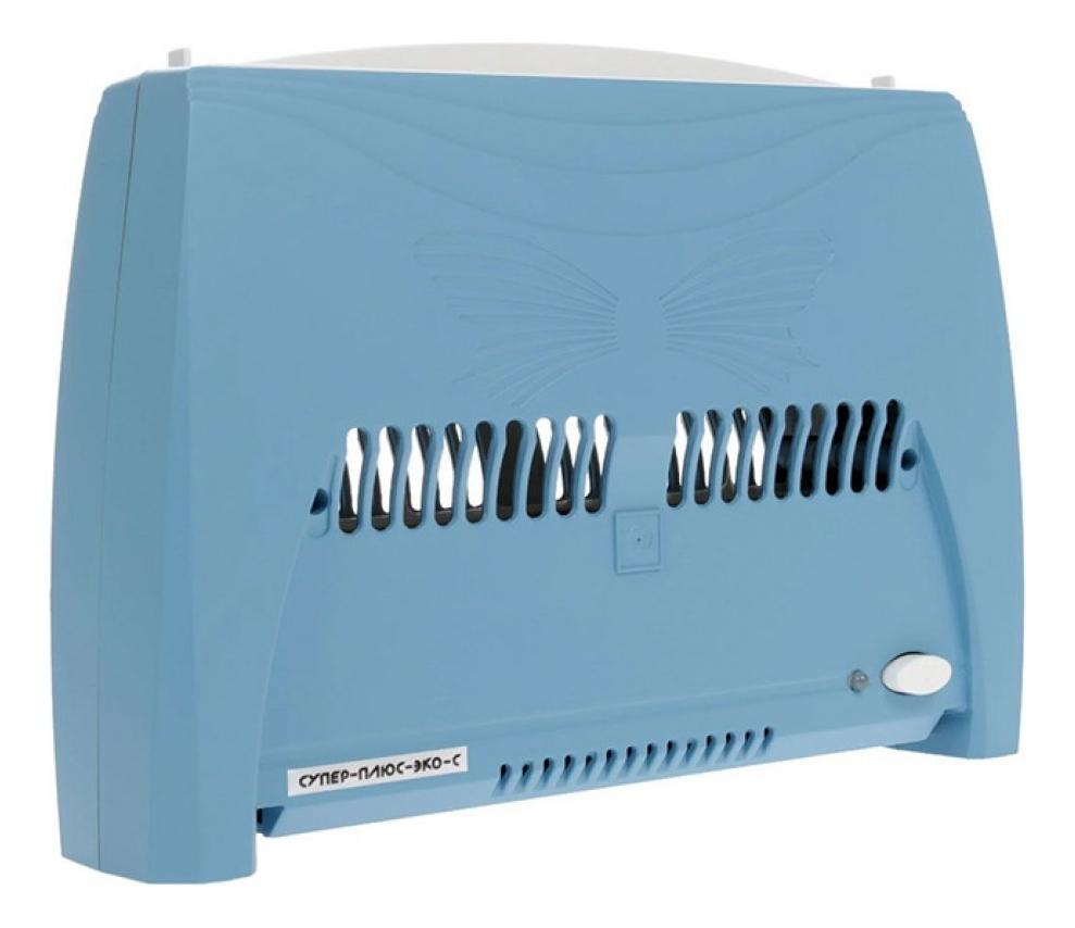 Электронный воздухоочиститель Эко-С: Воздухоочиститель синий