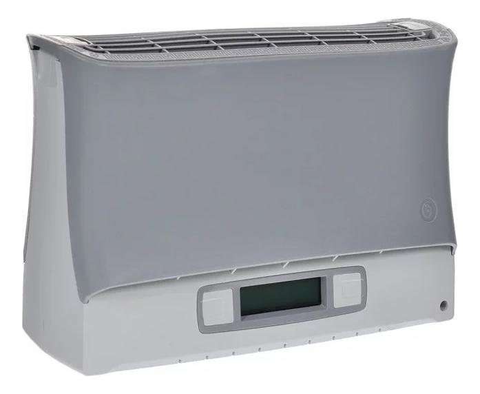 Электронный воздухоочиститель Био LCD: Воздухоочиститель серый